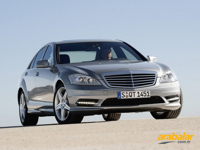 2012 Mercedes S Serisi S 63 L AMG Business
