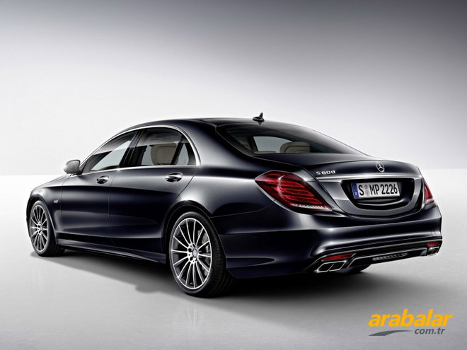 2014 Mercedes S Serisi S 500 L BlueEFFICIENCY Business
