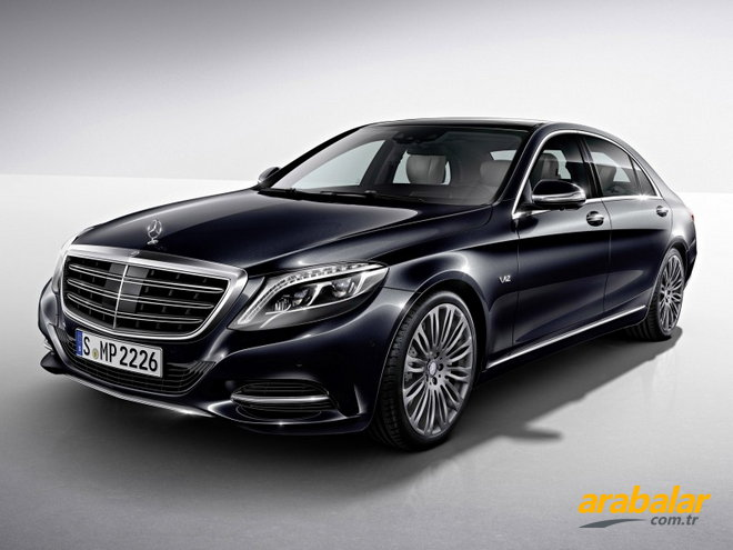 2013 Mercedes S Serisi S 350 L BlueEFFICIENCY 4Matic