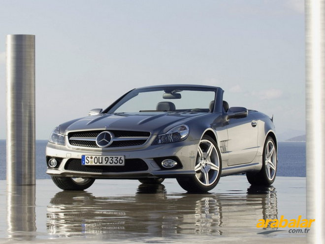 2009 Mercedes SL 65 AMG Roadster