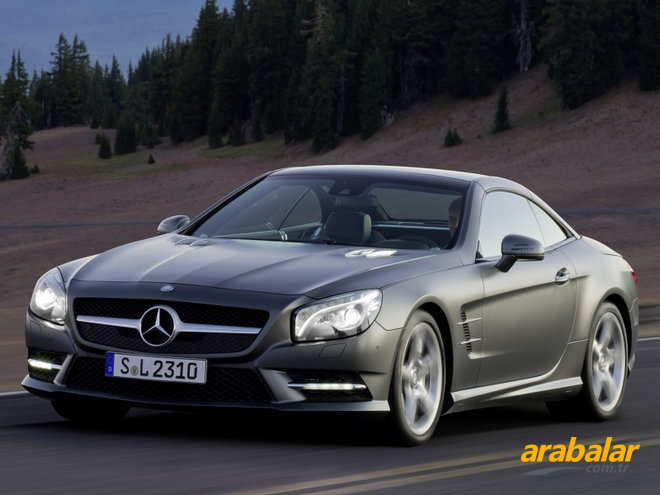 2012 Mercedes SL 65 AMG Roadster