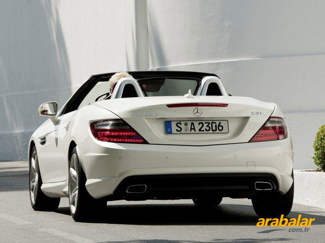 2015 Mercedes SLK 250 1.8 Carbon Look