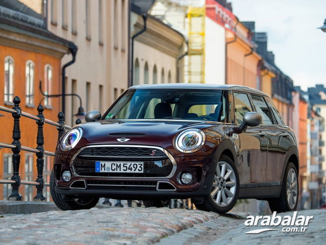2017 Mini Cooper Clubman 1.5 Chili