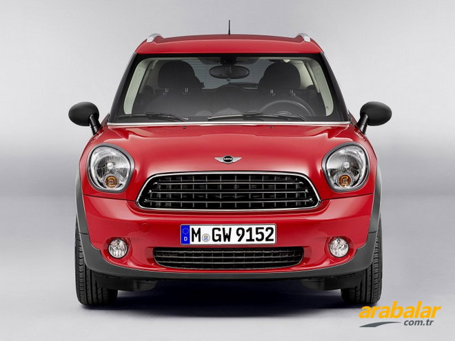 2011 Mini Cooper Countryman 1.6