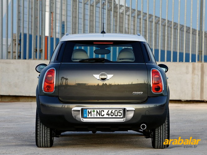 2015 Mini Cooper Countryman 1.6