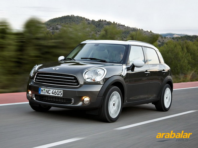 2014 Mini Cooper Countryman 16 S All4 Arabalarcomtr