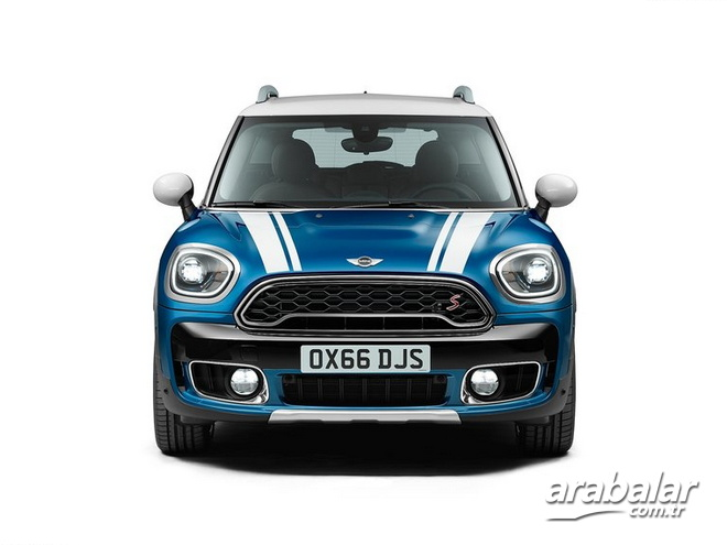 2017 Mini Cooper Countryman 1.5 Pepper