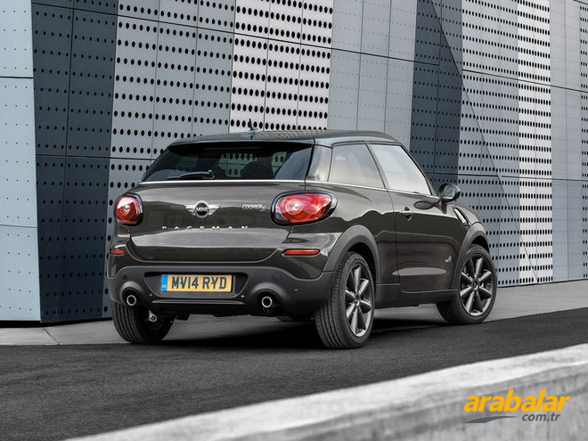 2013 Mini Cooper Paceman 1.6 Paceman ALL4