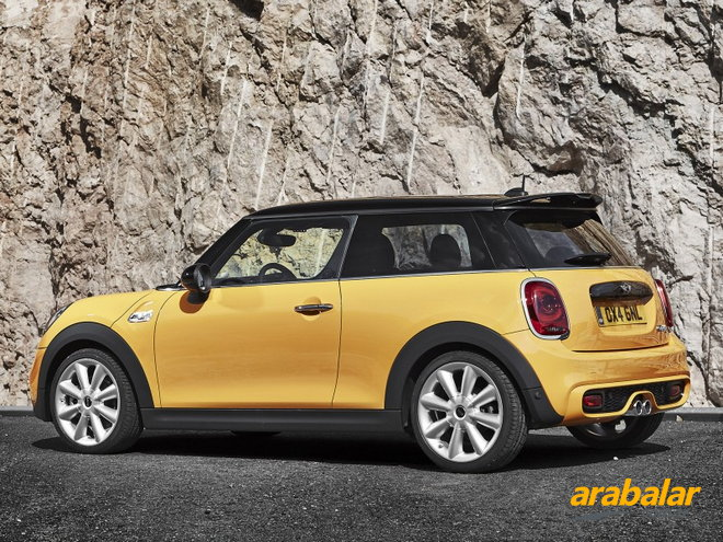 2015 Mini Cooper S Coupe 1.6