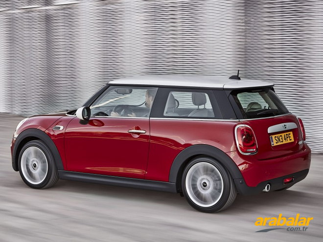 2015 Mini Cooper Coupe 1.5 D