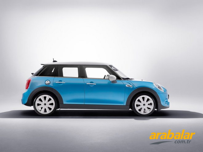 2017 Mini Cooper 1.5 Pepper