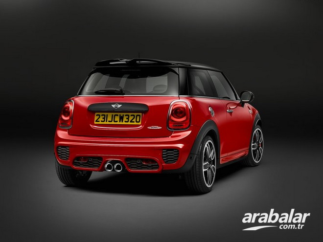 2015 Mini John Cooper 2.0 Hatch