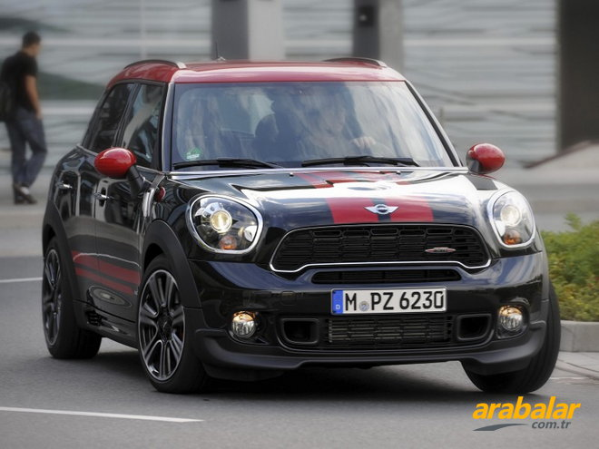 2012 Mini John Cooper 1.6 Works Clubman