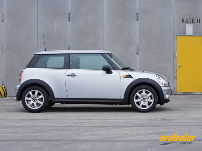 2014 Mini One 1.6 Otomatik