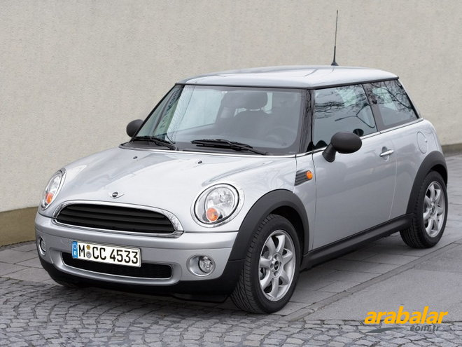 2013 Mini One 1.6 Otomatik