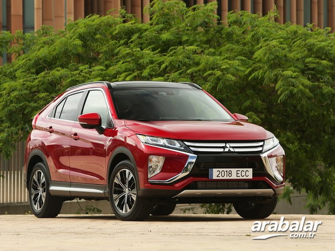 2018 Mitsubishi Eclipse Cross 1.5 Invite