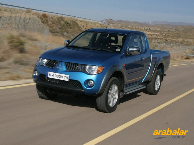 2015 Mitsubishi L 200 2.5 Invite 4x2 AT