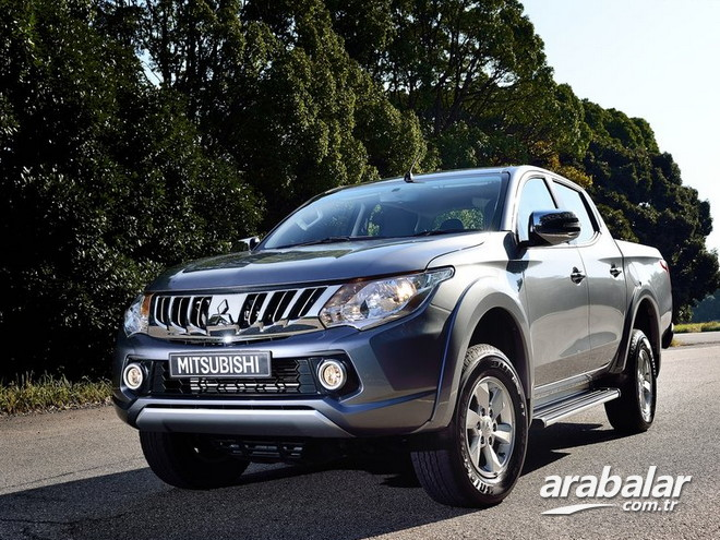 2018 Mitsubishi L 200 2.4 Blizzard 4x4 AT