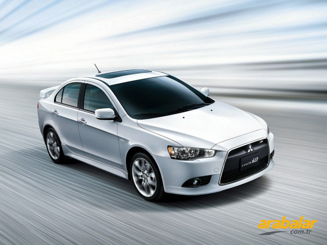2015 Mitsubishi Lancer 1.6 Invite AT