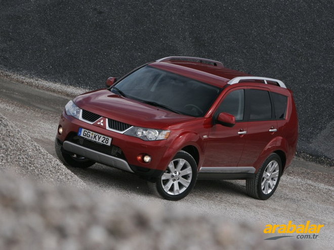 2010 Mitsubishi Outlander 2.4 Intense Plus