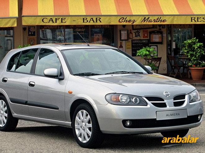 2009 nissan almera 1.5 visia - arabalar.tr