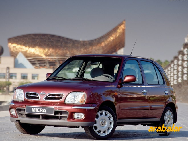 1999 Nissan Micra 1.3 Magic