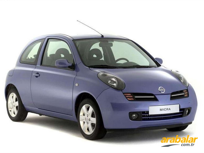 2005 Nissan Micra 1.2 Mood 65 HP