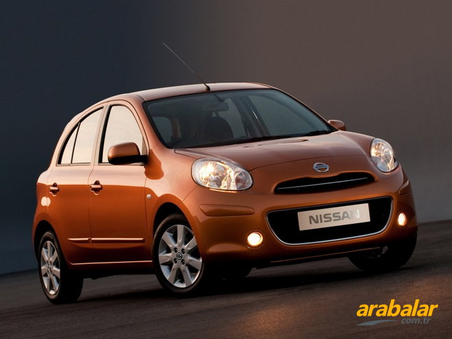 2012 Nissan Micra 1.2 Passion