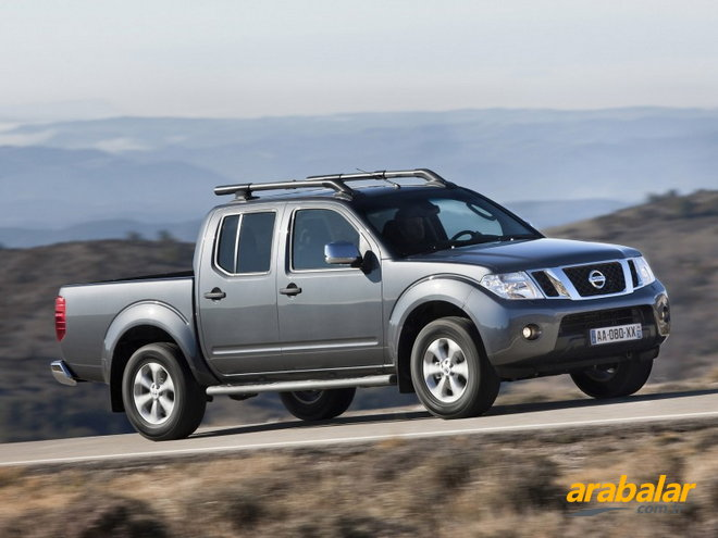 2009 Nissan Navara 2.5 4X2 DC MT New Edition