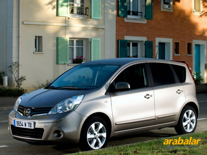 2010 Nissan Note 1.5 DCi Visia