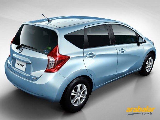 2016 Nissan Note 1.2 Visia