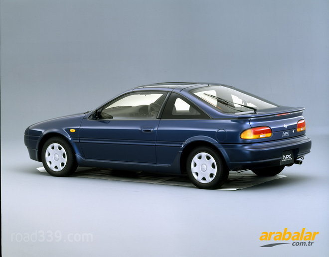 1992 Nissan NX Coupe 1.6 100