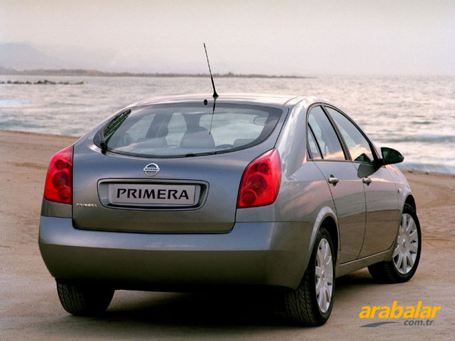 2002 Nissan Primera 2.0 TD Luxe