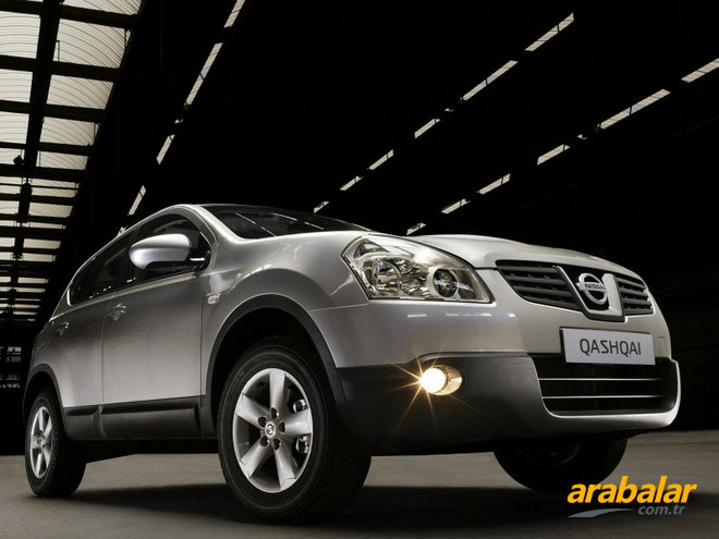 2007 Nissan Qashqai 1.6 Tekna Executive 4X2 Glassroof