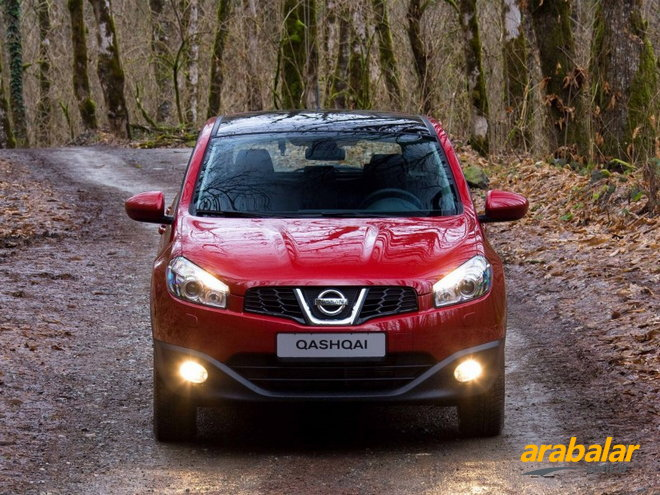 2010 Nissan Qashqai 1.6 Tekna Executive 4X2 Glassroof