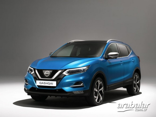 2019 Nissan Qashqai 1.5 DCi Sky Pack DCT