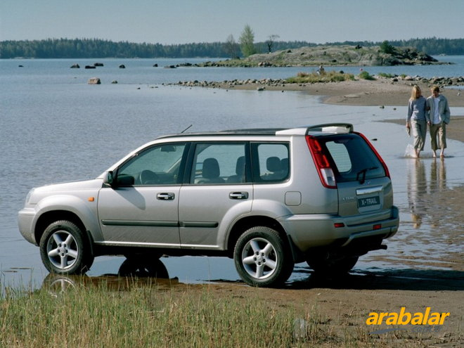 2004 Nissan X-Trail 2.0 Luxury