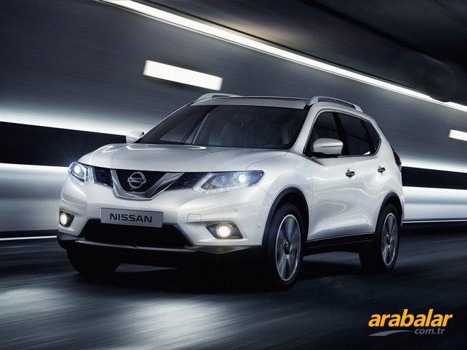 2016 Nissan X-Trail 1.6 DCi Black Edition