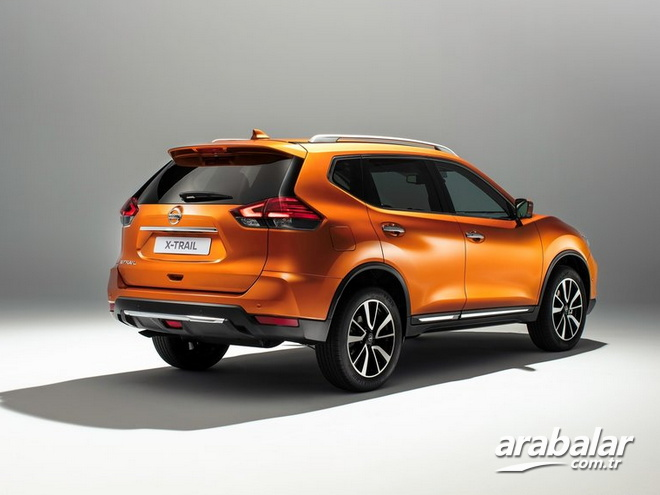 2018 Nissan X-Trail 1.6 DCi Sky Pack