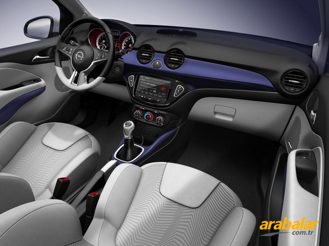 2015 Opel Adam 1.4 Glam AT