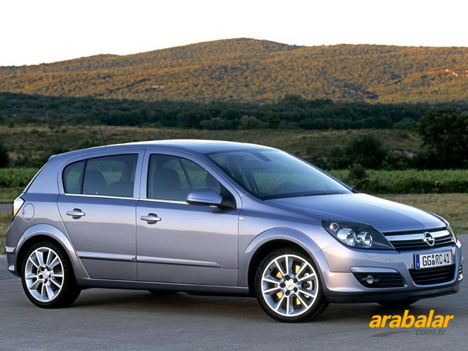 2005 Opel Astra 1.6 Enjoy Plus