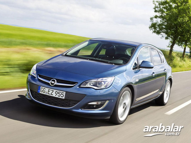 2015 Opel Astra 1.4 Enjoy Active