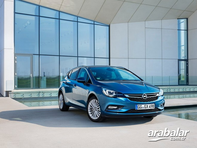 2016 Opel Astra 1.4 Enjoy AT