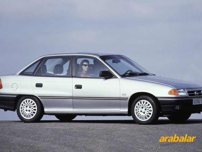 1994 Opel Astra Sedan 1.8 CD