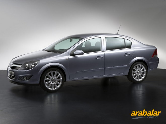 2011 Opel Astra Sedan 1.6 Enjoy