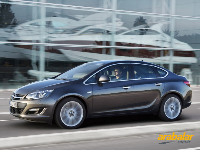 2016 Opel Astra Sedan 1.6 Edition Plus - Arabalar.com.tr