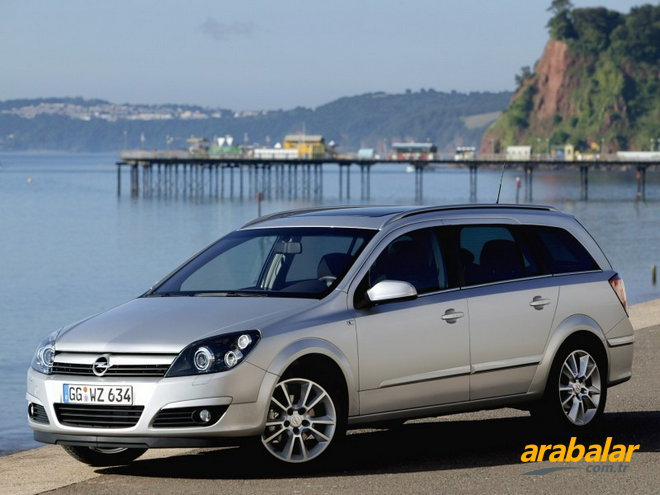 2007 Opel Astra SW 1.6 Cosmo