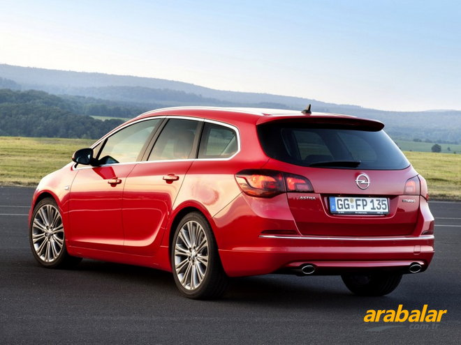 2014 opel astra sports tourer 1 3 cdti cosmo. Black Bedroom Furniture Sets. Home Design Ideas