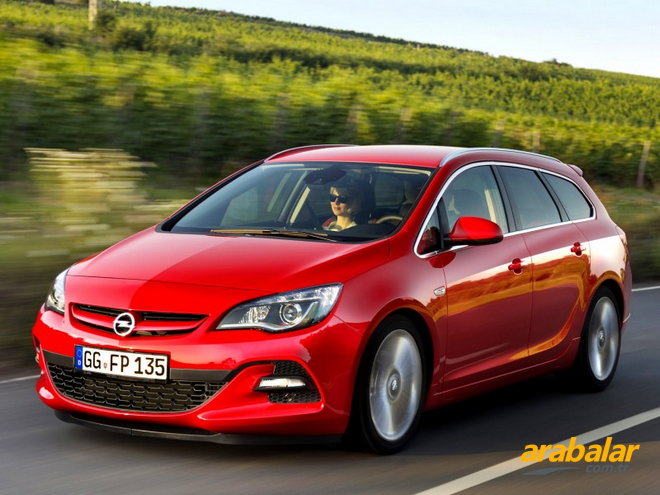 2014 opel astra sports tourer 1 4 t sport. Black Bedroom Furniture Sets. Home Design Ideas