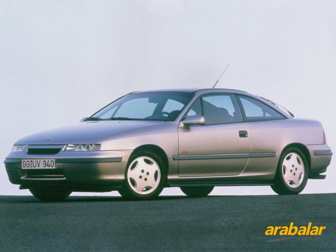 1992 Opel Calibra 2.0 Turbo 16V 4X4